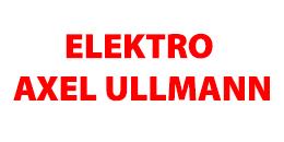 Ausbildungsbetriebe Elektro Ullmann